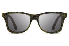 Shwood - Canby Moss / Grey Polarized Sunglasses