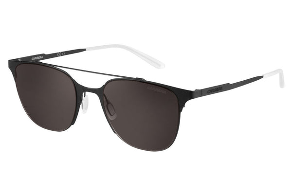 Carrera - 116/S Matte Black Sunglasses, Brown Lenses