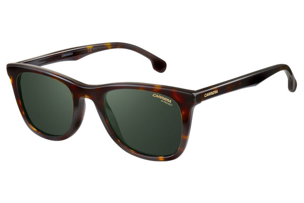 Carrera - 134/S Havanna Sunglasses, Green Lenses