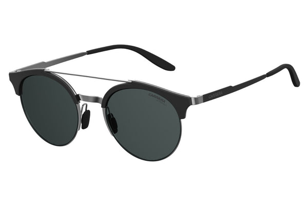 Carrera - 141/S Dark Ruthenium Sunglasses, Gray Blue Lenses