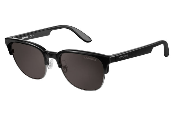 Carrera - 5034/S Black Dark Ruthenium Sunglasses, Brown Lenses