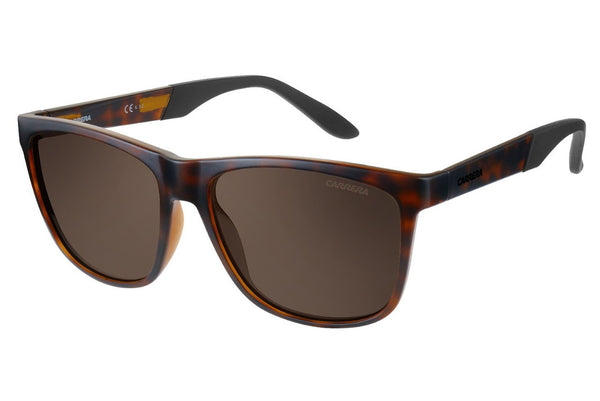 Carrera - 8022/S Havana Sunglasses, Bronze Polarized Lenses