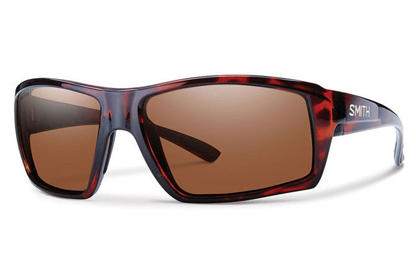 Smith - Challis Tortoise Sunglasses, Techlite Polarchromic Copper Lenses