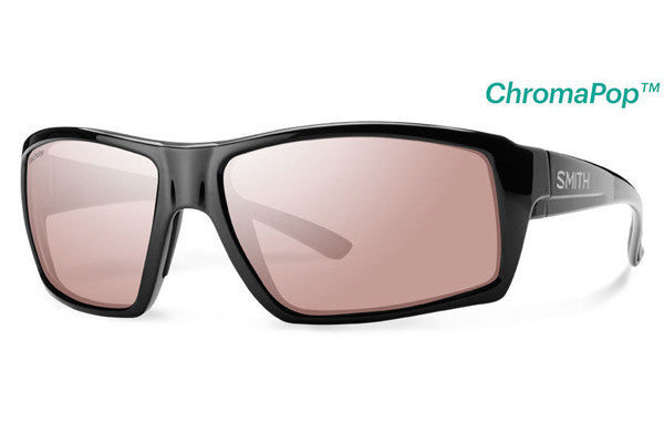 Smith - Challis Matte Black Sunglasses, ChromaPop Polarchromic Ignitor Lenses