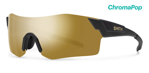 Smith - Pivlock Arena Matte Gravy Sunglasses / ChromaPop Bronze Mirror Lenses