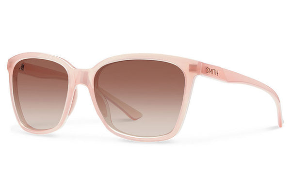 Smith Colette Blush Sunglasses, Sienna Gradient Lenses