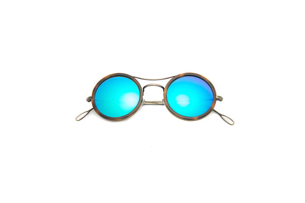Kyme - Ros Cell Sky Blue Sunglasses