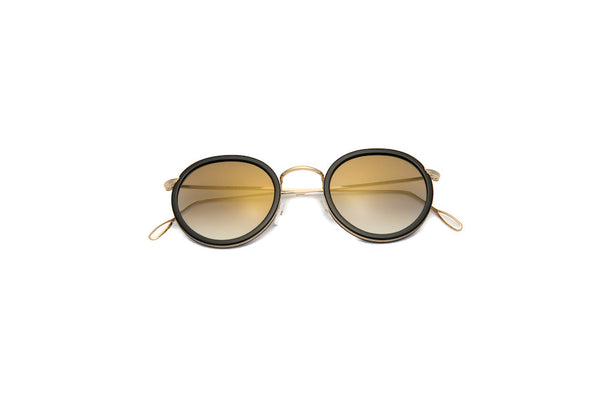 Kyme - Matti Flash Gold Sunglasses