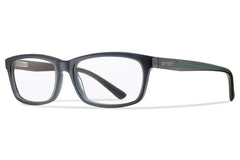 Smith - Coleburn Dark Gray Rx Glasses