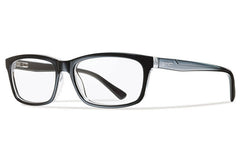Smith - Coleburn Black Crystal Rx Glasses