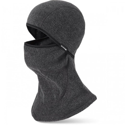 Dakine - Convertible L-XL Charcoal Winter Balaclava
