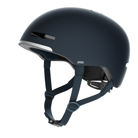 POC - Corpora Medium-Large Navy Black Bike Helmet