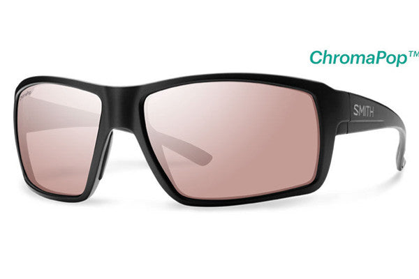 Smith - Colson Matte Black Sunglasses, ChromaPop Polarchromic Ignitor Lenses