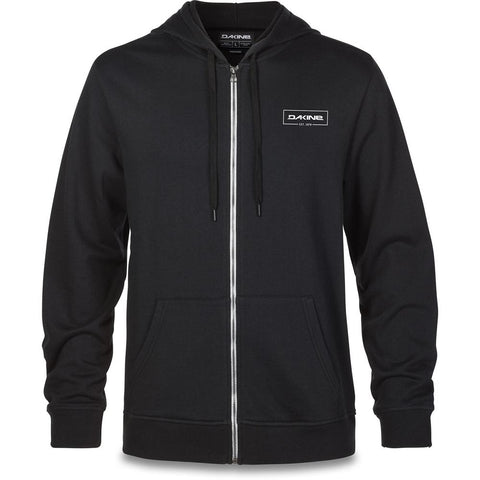 Dakine - Men's Cove Lightweight Fullzip Black Hoodie