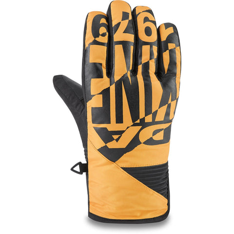 Dakine - Men's Crossfire Golden Glow Ski Gloves