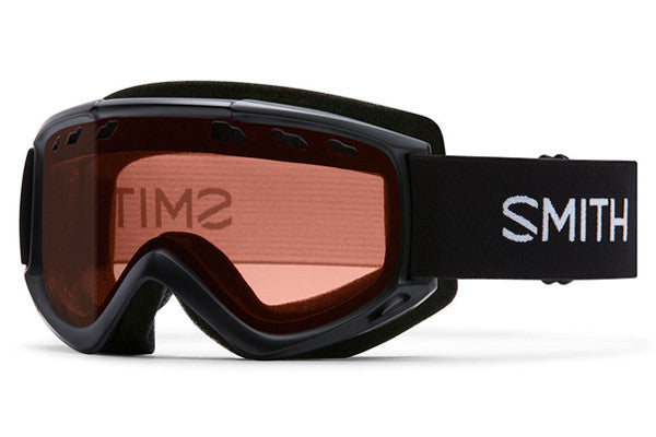 Smith - Cascade Black Goggles, RC36 Lenses