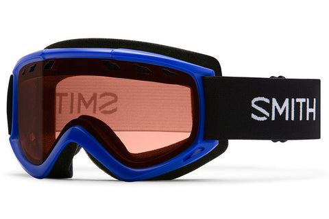 Smith - Cascade Cobalt Goggles, RC36 Lenses