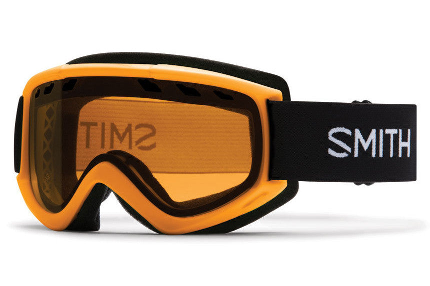 Smith - Cascade Solar Goggles, Gold Lite Lenses