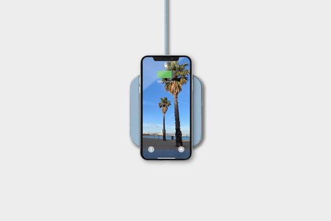 Courant - CATCH:1 Pacific Blue Wireless Charger