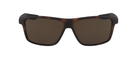 Nike - Premier Matte Tortoise Sunglasses / Dark Brown Lenses