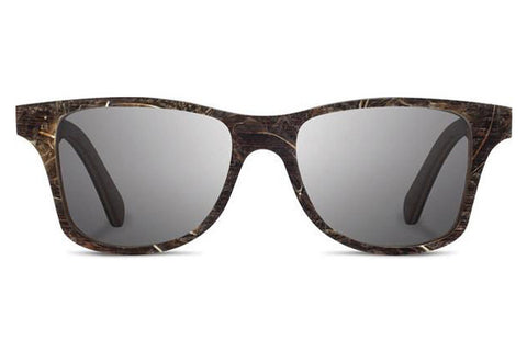 Shwood - Canby Osprey Feather / Grey Polarized Sunglasses