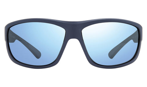 Revo - Caper Bear Grylls 66mm Blue Sunglasses / Blue Water Polarized Lenses