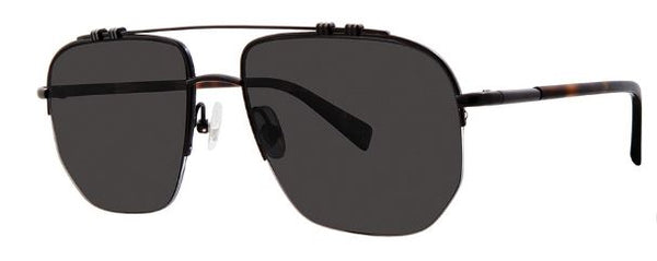 Seraphin - Valders Black Sunglasses / Black Lenses