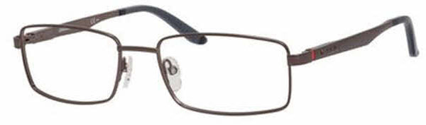 Carrera - Ca 8812 Semi Matte Dark Ruthenium Eyeglasses / Demo Lenses
