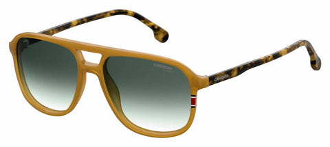 Carrera - 173 S Yellow Sunglasses / Gray Green Lenses