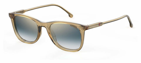 Carrera - 197 S Yellow Sunglasses / Blue Gold Lenses