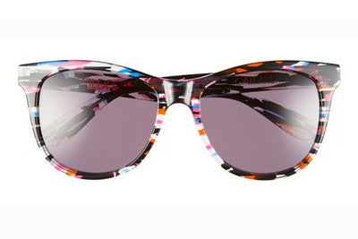 Wildfox Catfarer Fireworks / Grey Solid Sunglasses