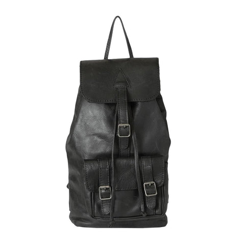 Rowdy - Charcoal Small Rucksack