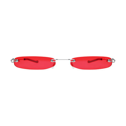 Christianah Jones - Shady 2.0 Red Sunglasses / Red Lenses