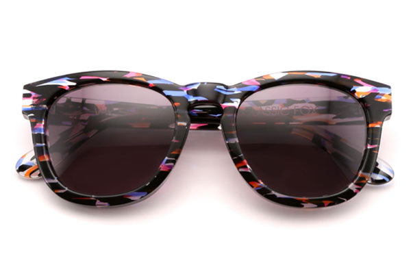 Wildfox - Classic Fox Fireworks Sunglasses