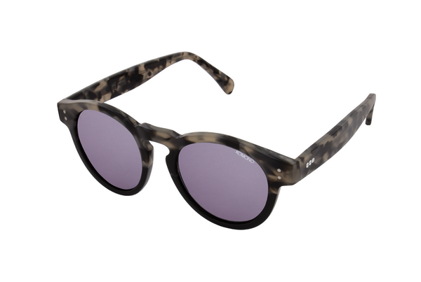 Komono - The Clement Black Sand Sunglasses