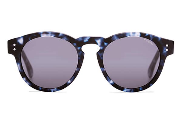 Komono - The Clement Indigo Demi Sunglasses
