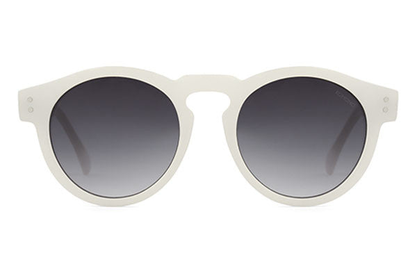 Komono - Clement Milky White Sunglasses