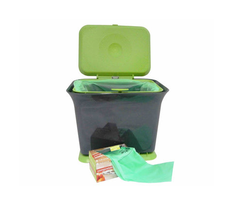 Full Circle - Fresh Air Green Slate Compost Collector