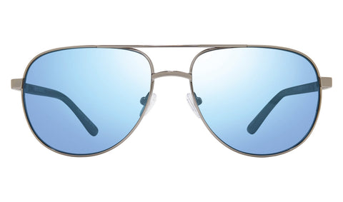 Revo - Conrad 59mm Gunmetal Sunglasses / Blue Water Polarized Lenses