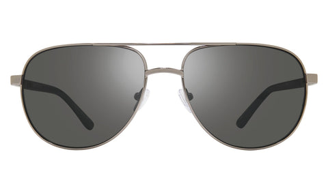Revo - Conrad 59mm Gunmetal Sunglasses / Graphite Polarized Lenses