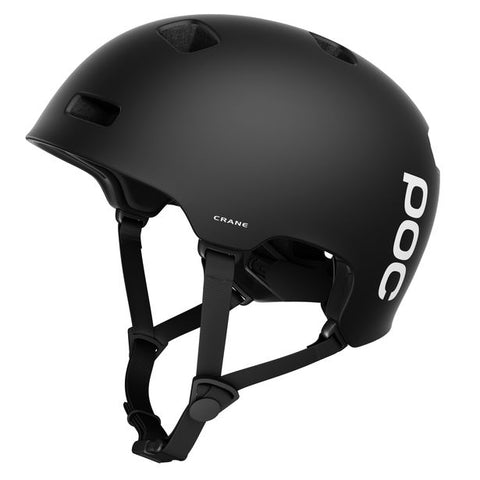 POC - Crane Medium-Large Matte Black Bike Helmet