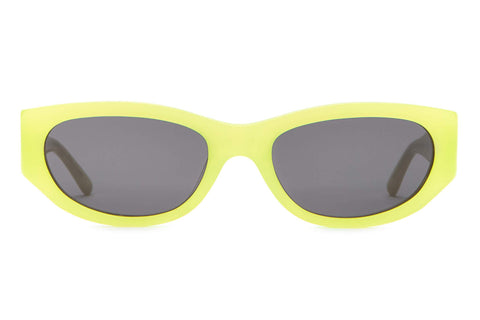 Crap Eyewear - The Funk Punk Margarita Sunglasses / Grey Lenses