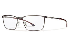 Smith - Dalton Large Fit Dark Ruthenium Rx Glasses
