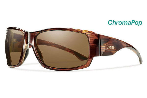 Smith - Dockside Havana Sunglasses, ChromaPop Polarized Brown Lenses