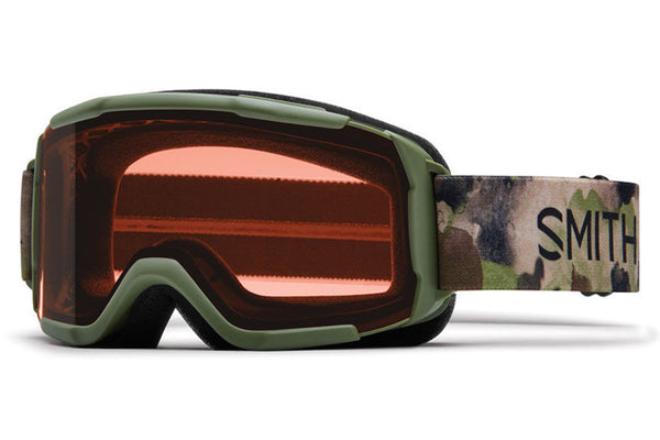 Smith - Daredevil Olive Haze Goggles, RC36 Lenses