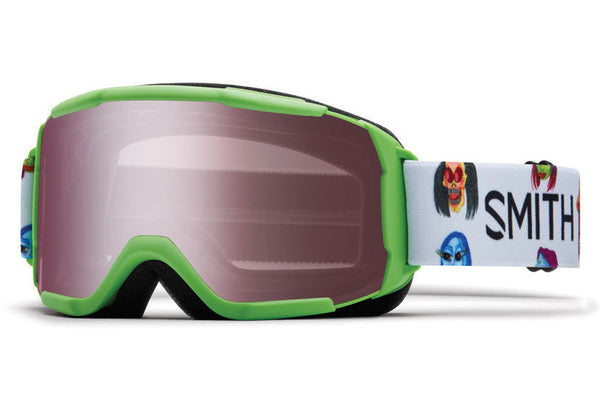 Smith - Daredevil Reactor Creature Goggles, Ignitor Mirror Lenses