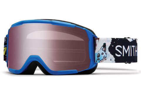 Smith - Daredevil Lapis Ripped Comic Goggles, Ignitor Mirror Lenses