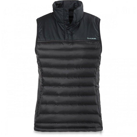 Dakine - Women's Deville Reversible Down Black Ski Vest