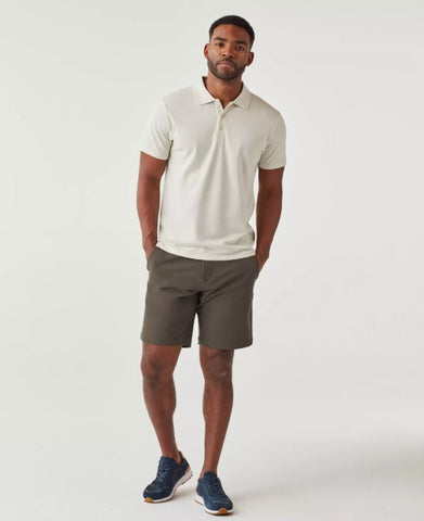 Olivers - District Bone Polo Shirt