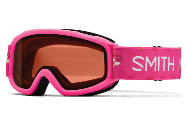 Smith - Sidekick Pink Sugarcone Goggles, RC36 Lenses